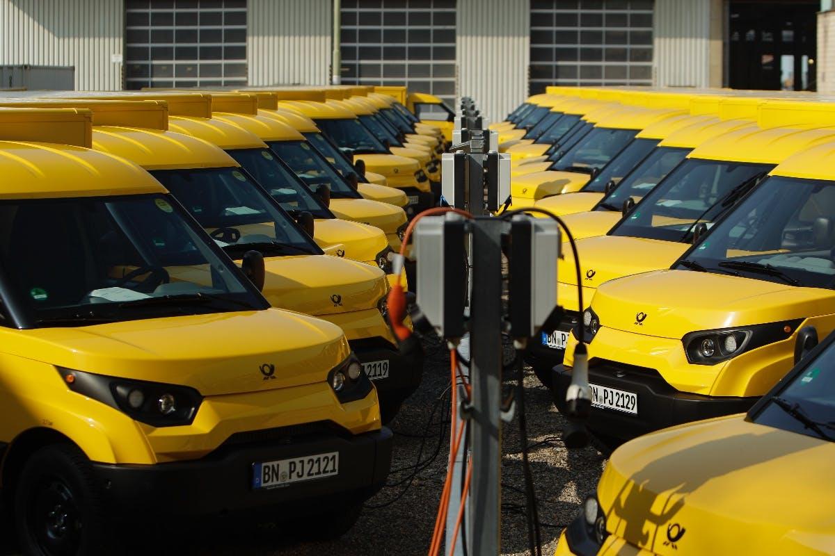 Umweltministerin: Kaufprämie für E-Lieferwagen soll auf 7.000 Euro steigen