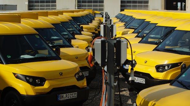 Streetscooter: Mitgründer will das Unternehmen von der Deutschen Post zurückkaufen