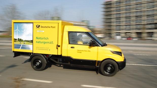 Post stellt Produktion von Streetscootern noch in diesem Jahr ein