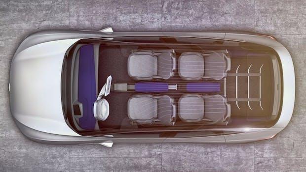 VW ID Crozz. (Bild: Volkswagen)
