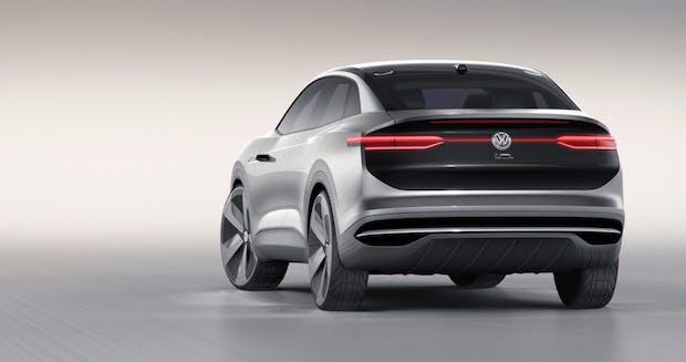 """Volkswagen I.D. """"Crozz"""": Elektrischer und autonomer Crossover"""