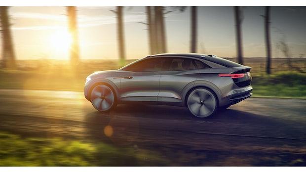 VW. I.D. Crozz. (Bild: Volkswagen)