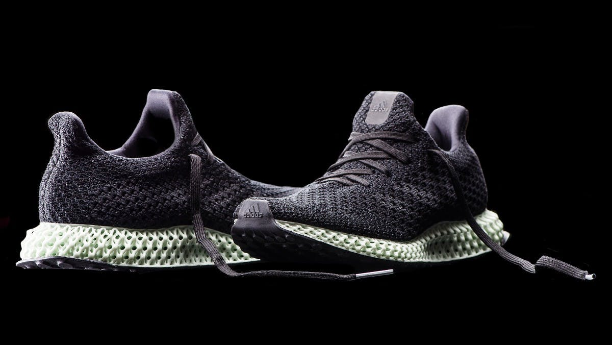 3D-Treter: Adidas druckt jetzt Schuhe für den Massenmarkt