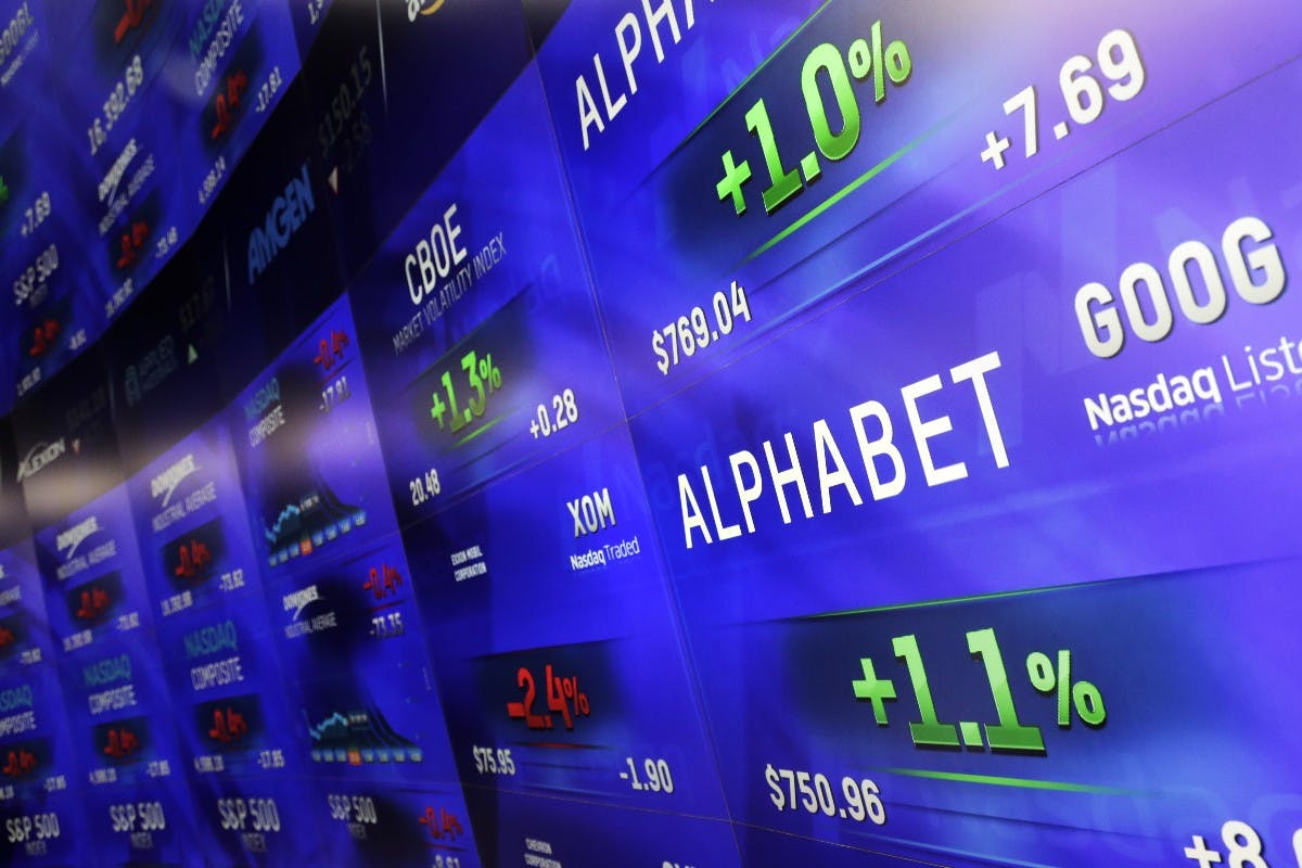 Amazon, Alphabet, Intel und Microsoft verdienen kräftig