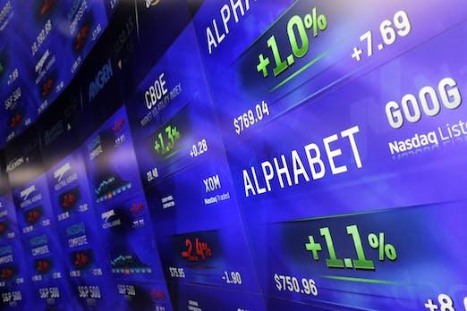 Alphabet: Die Google-Mutter hat hohen Gewinn und hohe Ausgaben