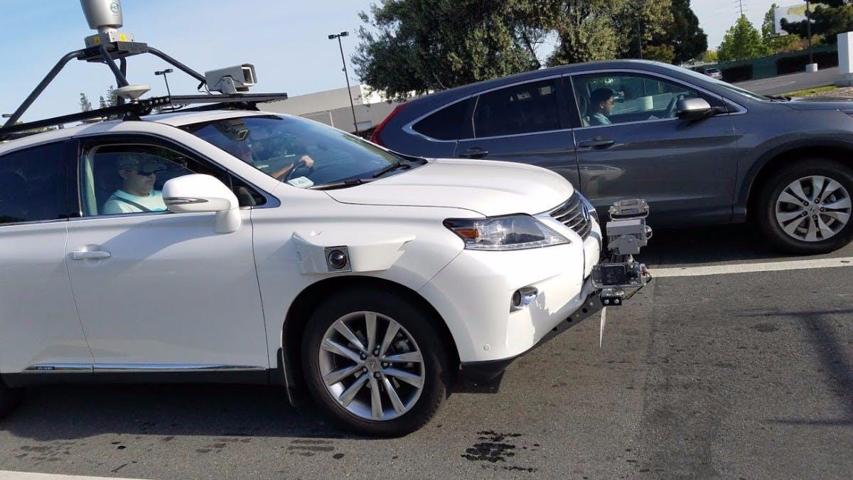 Selbstfahrendes Apple-Auto erstmals im Silicon Valley gesichtet