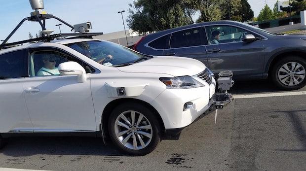 Apple hat nun schon 70 autonome Fahrzeuge auf der Straße