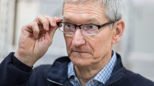 Apple unterstützt China bei der Internetzensur: The Great Feigling