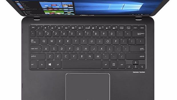 Asus ZenBook Flip (UX360UAK-BB283T). (Bild: Asus)