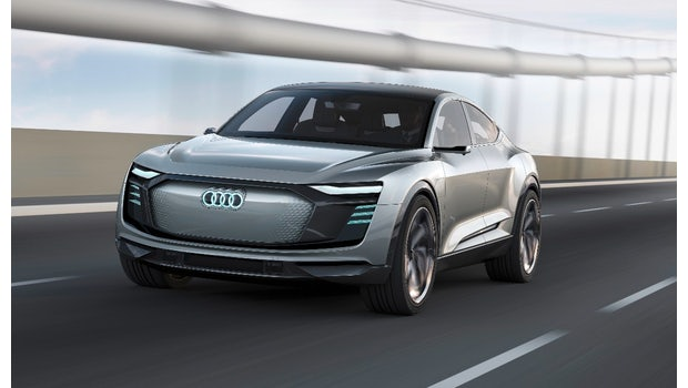Audi E-Tron-Sportback-Concept. (Bild: Audi AG)
