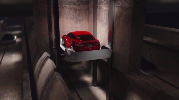 Mehr als Tunnel bohren: Video zeigt, was Musk mit der Boring Company vorhat