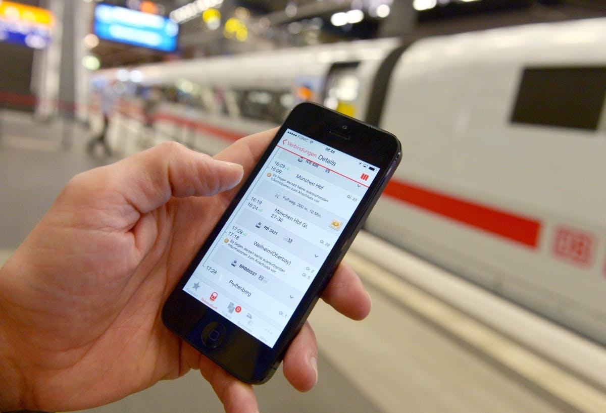 DB Navigator: Siemens übernimmt Bahn-App-Anbieter aus Hannover