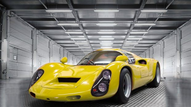 Retro-Renner: Elektro-Porsche 910 beschleunigt in 2,5 Sekunden von 0 auf 100
