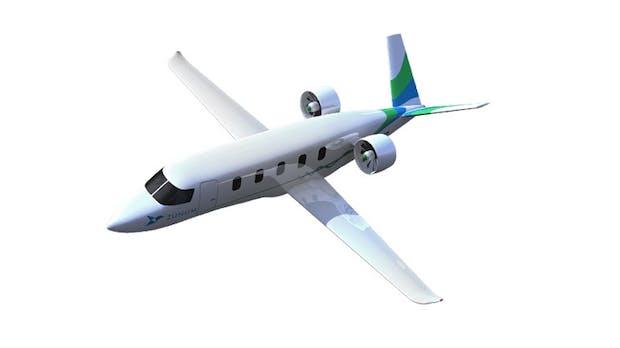 US-Startups planen Passagierflüge mit Elektroflugzeugen in zehn Jahren