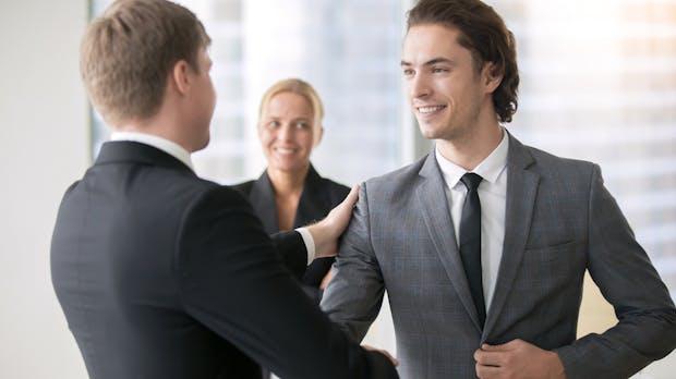 Warum das altbackene Bild eines erfolgreichen CEOs bröckelt