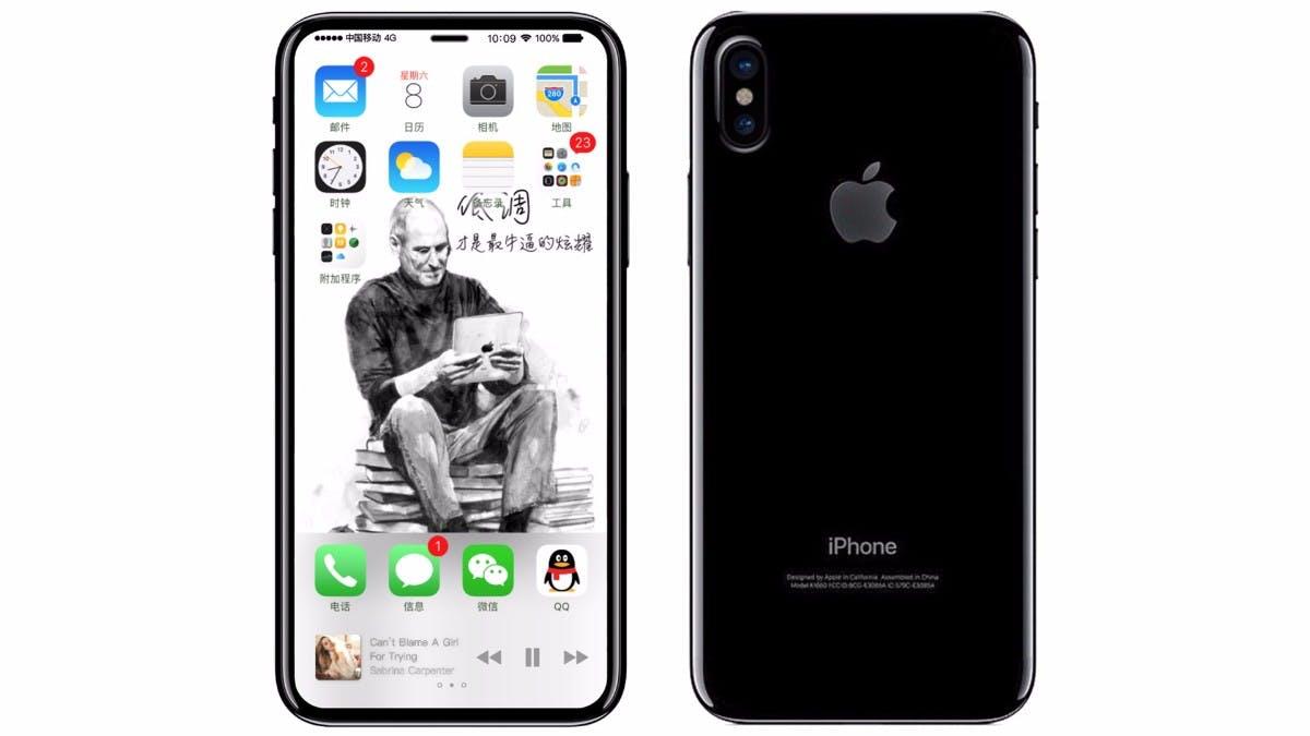 iPhone 8: Drahtlose Ladeoption und bessere Wasserresistenz durch Zulieferer bestätigt