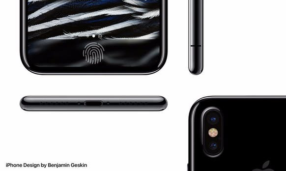 iPhone 8: Neue Hinweise auf kabellose Ladeoption
