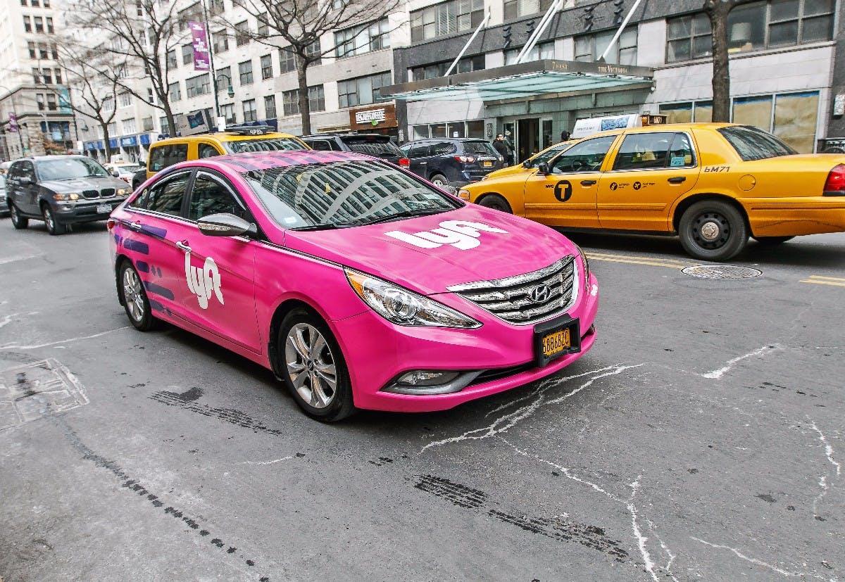 Selbstfahrende Autos: Uber-Rivale Lyft holt auch Jaguar an Bord