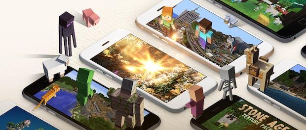Microsoft startet Marketplace für Minecraft mit eigener Währung