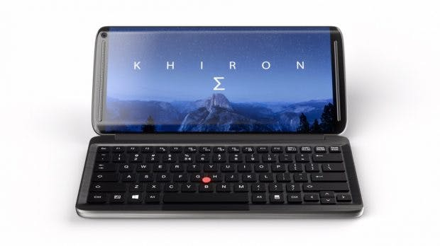 KS Pro: UMPC mit Snapdragon 835 und Windows 10. (Bild: Khiron-Sigma)