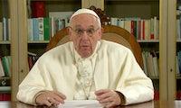 """Der Papst gibt einen TED-Talk: """"Stellt das Produkt nicht über den Kunden"""""""