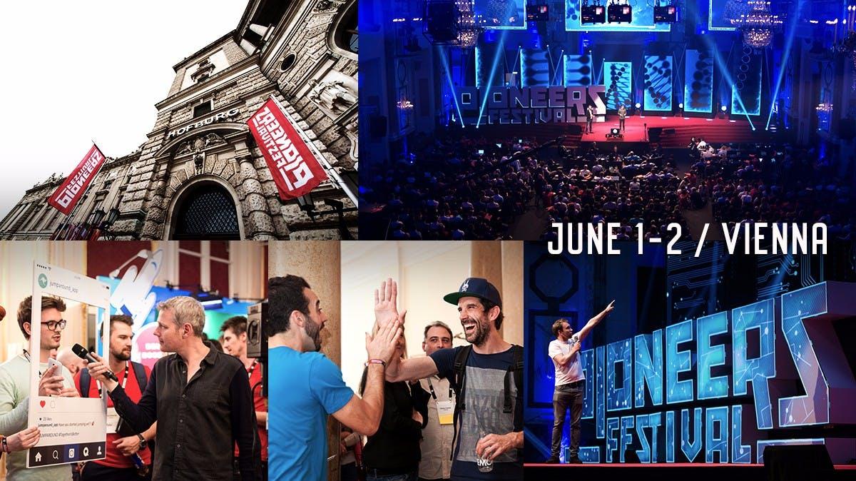Pioneers Festival 2017: Das Treffen der Tech-Elite