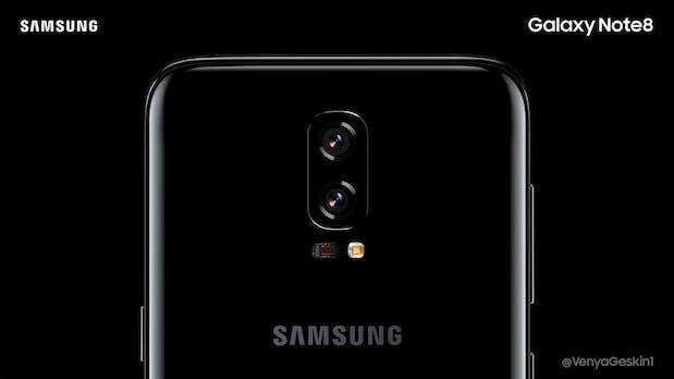 Galaxy Note 8: Samsung bestätigt High-End-Phablet für das zweite Halbjahr