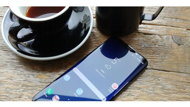 Zu den ersten Samsung-Geräten, die auf Android 8.0 Oreo gehoben werden, gehört das Galaxy S8. (Foto: t3n)