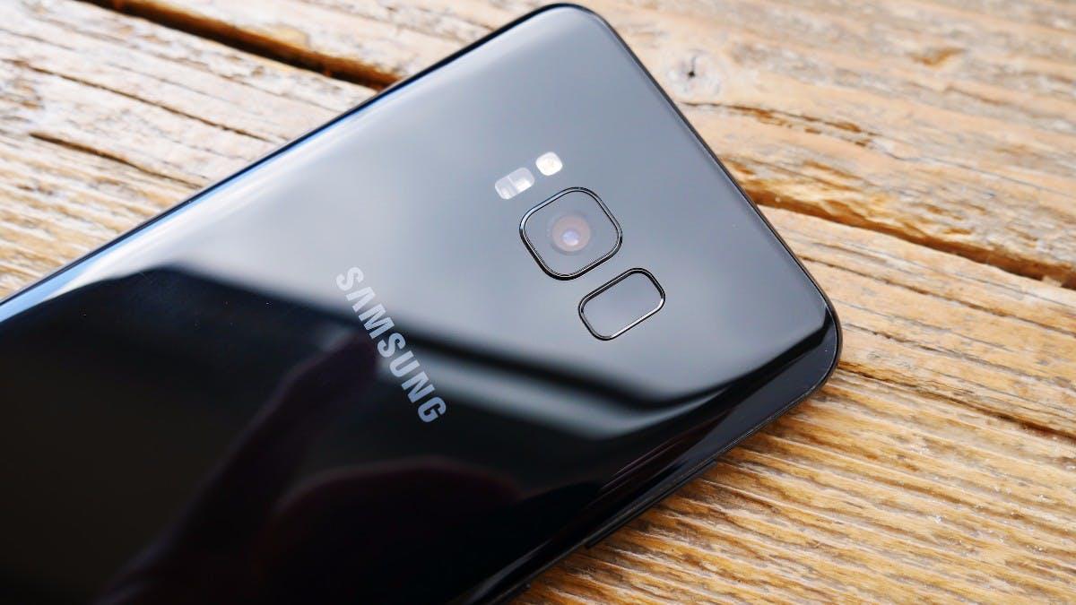 Android 8.0 für das Samsung Galaxy S8 ist da.  (Foto: t3n)