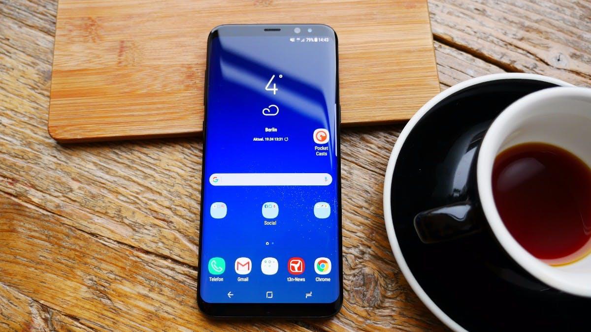 Fürs Galaxy S8 und weitere: Diese Neuerungen bringt Samsung mit dem Oreo-Update