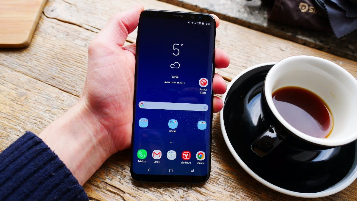 Samsung nimmt Verteilung des Updates auf Android 8.0 Oreo für das Galaxy S8 (Plus) wieder auf