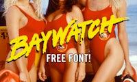 Du kannst jetzt die Fonts deiner liebsten TV-Serien der 90er herunterladen