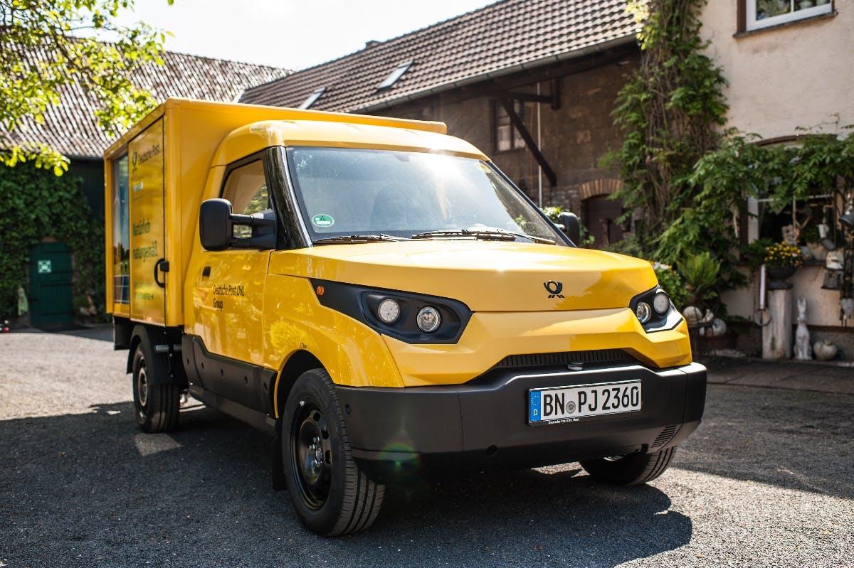 Streetscooter: Deutsche Post verkauft ihr Elektroauto jetzt an alle