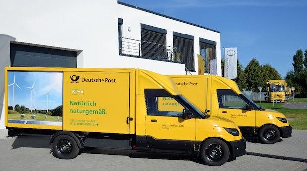 Streetscooter: Deutsche Post erweitert Produktion und testet Brennstoffzellenantrieb