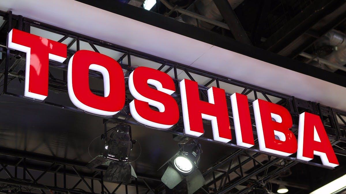 Toshiba mit hohem Quartalsverlust: Langsamer Rückzug aus Verbraucherelektronik folgt