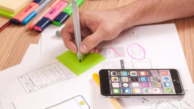 UX-Box ist eine freie Web-App fürs Design-Prototyping