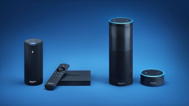 Amazon: Dieses Startup kann Alexa beim Denken helfen