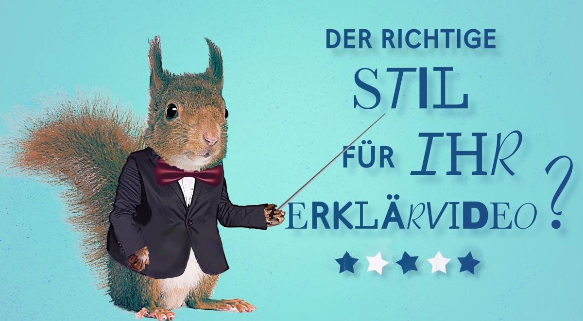Schluss mit dem Einheitsbrei: Die besten Styles für dein Erklärvideo!