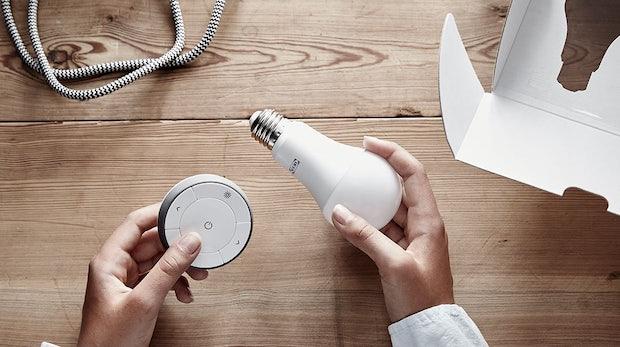 Gunstiges Smart Home Ikea Lasst Beleuchtung Von Alexa Google
