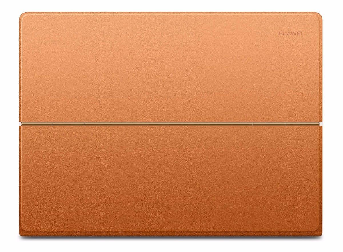Das Keyboard des Huawei Matebook E von hinten. (Bild: Huawei)