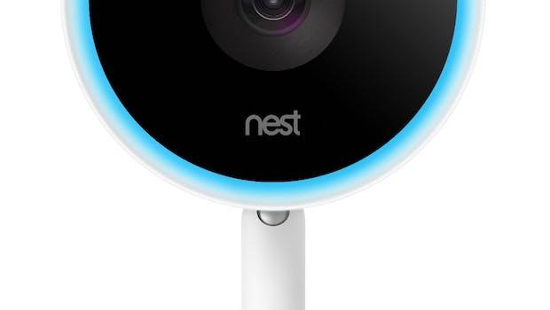 Nest Cam IQ. (Foto: Nest)