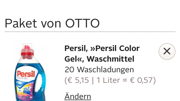 Otto-Produktassistent. (Screenshots: Otto.de)