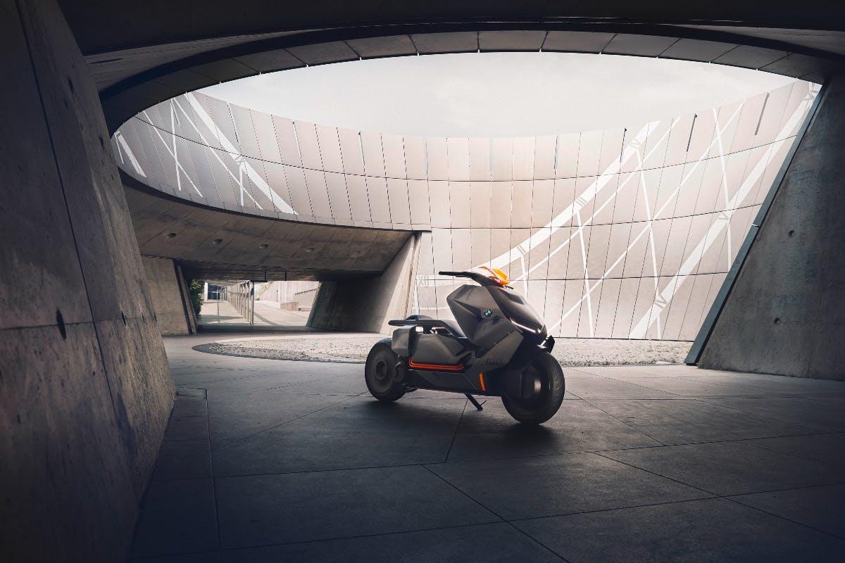 BMW Motorrad Concept Link. (Bild: BMW)