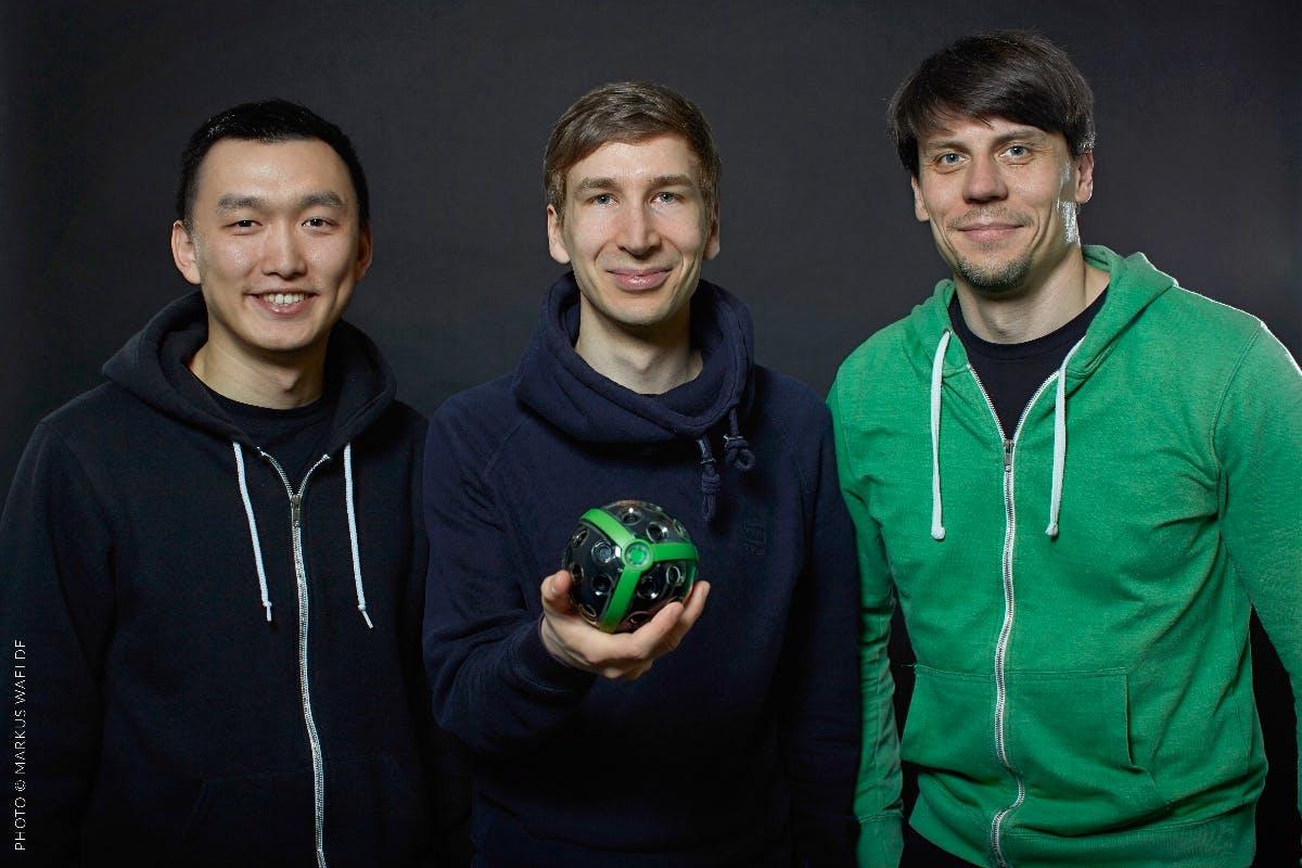 Crowdfunding-Pleite: 360-Grad-Kamera-Bauer Panono ist insolvent