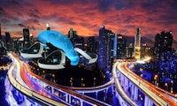 Fliegende Autos: Toyota investiert in Entwicklerteam Cartivator