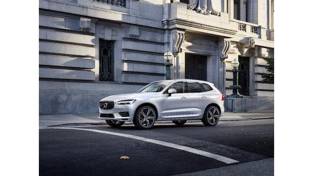 Volvo XC60 Hybrid. (Foto: Volo)