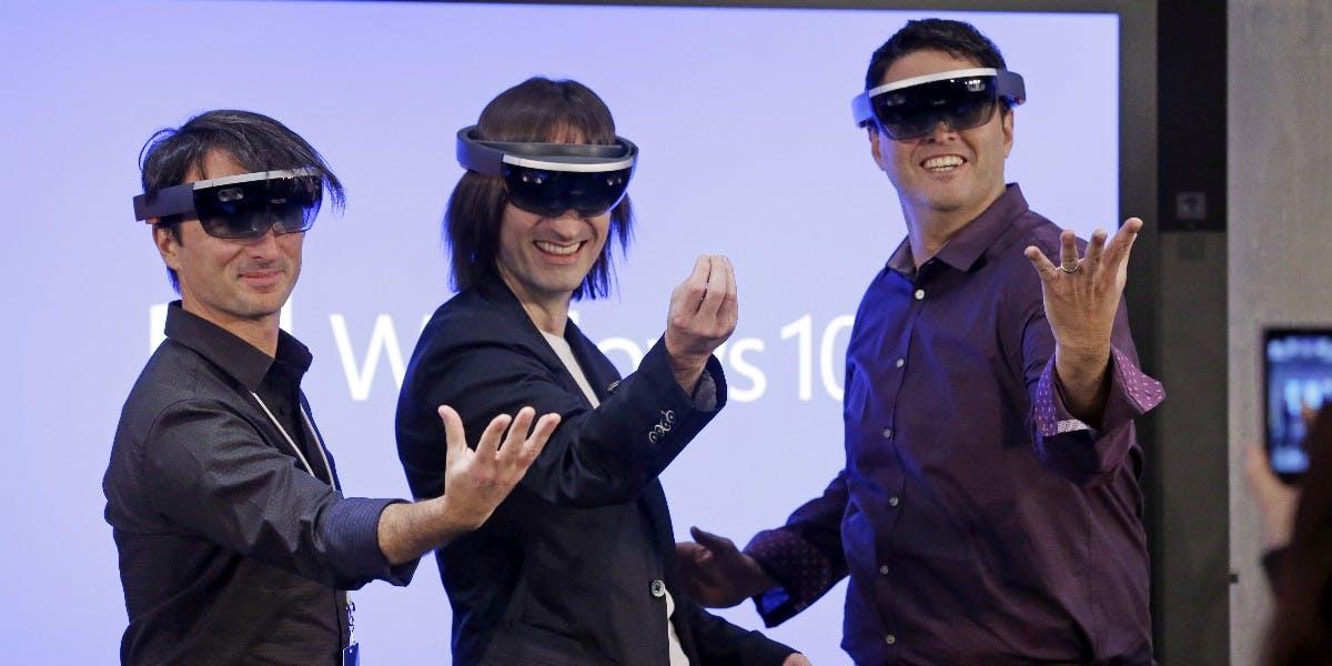 Hololens 2: Neue Mixed-Reality-Brille kommt zum MWC 2019