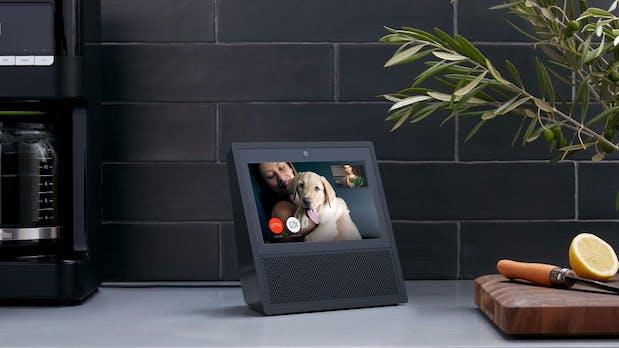 Amazon Echo Show mit Touchscreen und Videotelefonie-Funktion ist offiziell