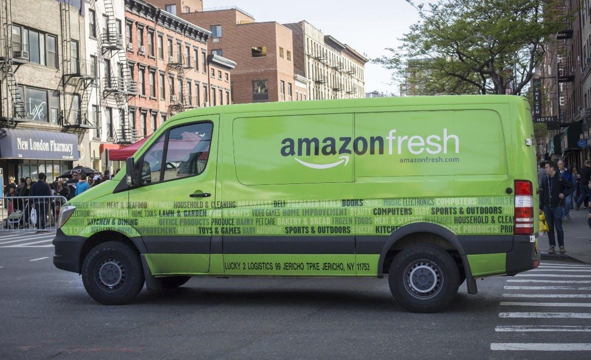 Ist Amazon Fresh billiger als Rewe oder Kaufland?