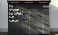 Amazon platziert immer mehr Paketstationen vor deutschen Supermärkten